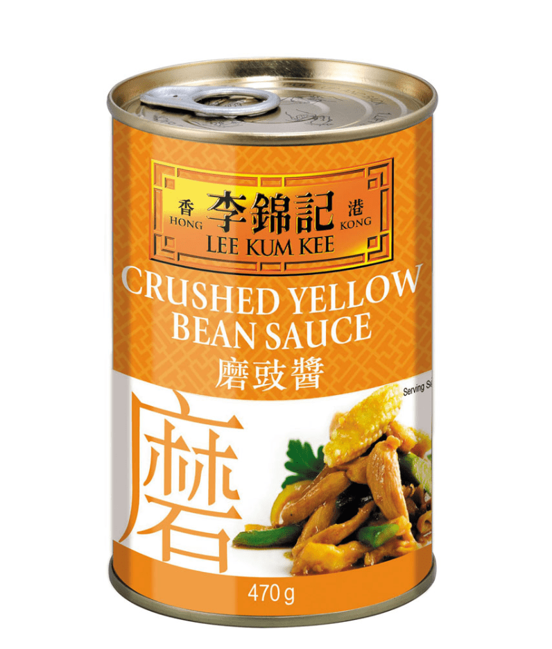 Crushed Yellow Bean Sauce (Paste) | Buy Online at the Asian Cookshop