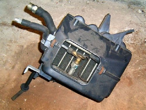 A/c evaporator unit, MX-5 1.6 mk1, 89-93, R12, USED