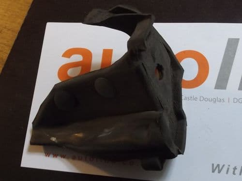 B-post rubber end cover, right hand, Mazda MX-5 mk1, r/h, NA01R1721B, USED