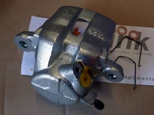 Brake caliper, front l/h, Mazda MX-5 1.8 mk1 & mk2, left hand, NEW