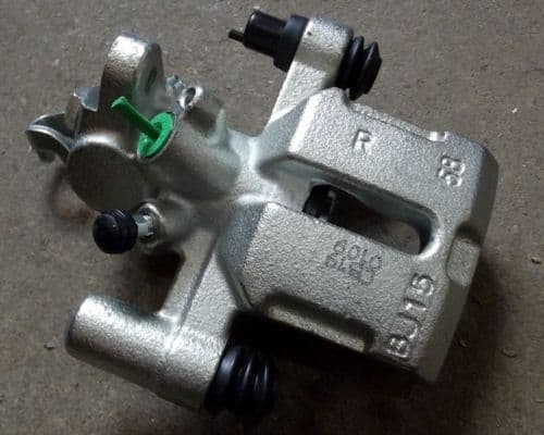Brake caliper, rear r/h, Mazda MX-5, right hand, NEW