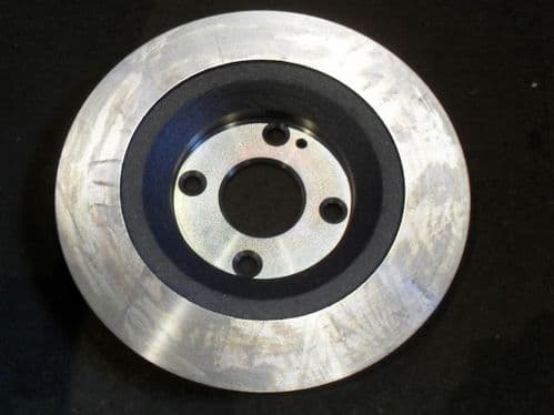 Brake disc, Mazda MX-5 mk2.5 Sport, rear, 276mm non-vented big brake