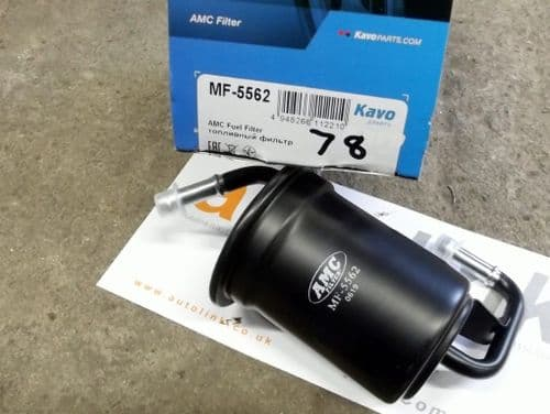 Fuel filter, Mazda MX-5 mk1 1.6 & 1.8, 1989-98, B61P20490