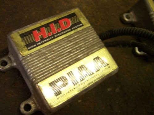 HID (High Intensity Discharge) Lighting Kit, USED