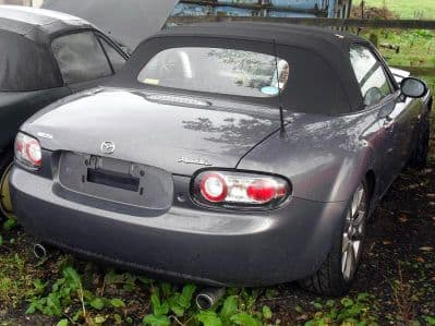 MX-5 mk3 Exhaust parts