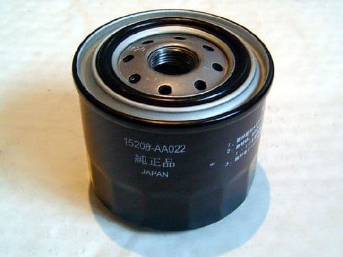 Oil filter, Forester, Impreza & Legacy, large type