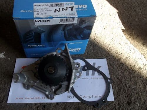Water pump, Nissan Figaro, Pao & Micra K10