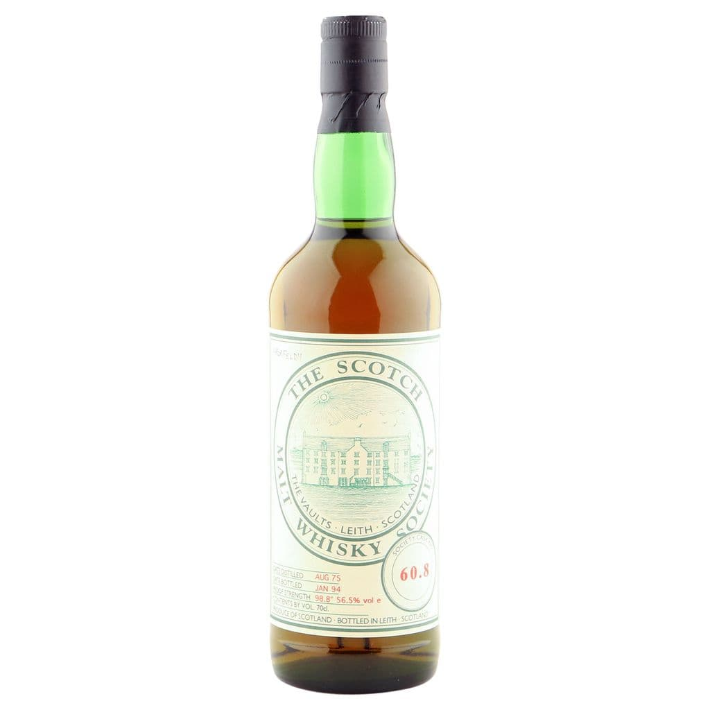 Aberfeldy 1975 18 Year Old, SMWS 60.8 | The Whisky Vault