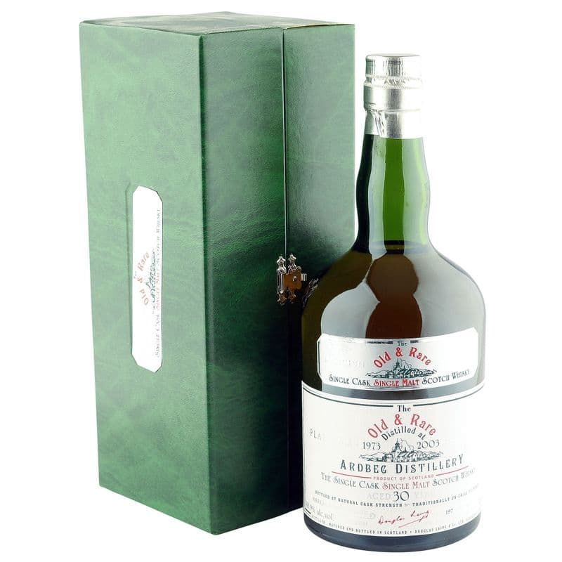 Ardbeg 1973 30 Year Old, Douglas Laing's Old & Rare Selection - 48.9%