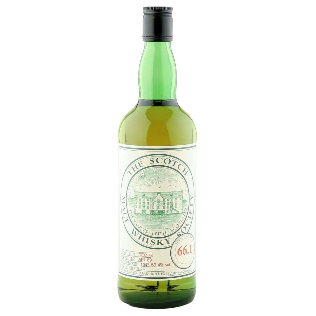 Ardmore 1978 10 Year Old, SMWS 66.1 | The Whisky Vault