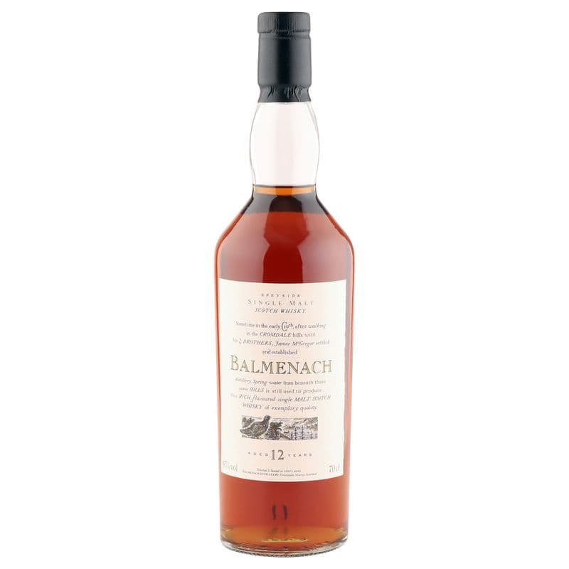 Balmenach 12 Year Old, Flora & Fauna Bottling