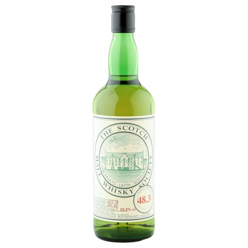 Balmenach 1978 11 Year Old, SMWS 48.3