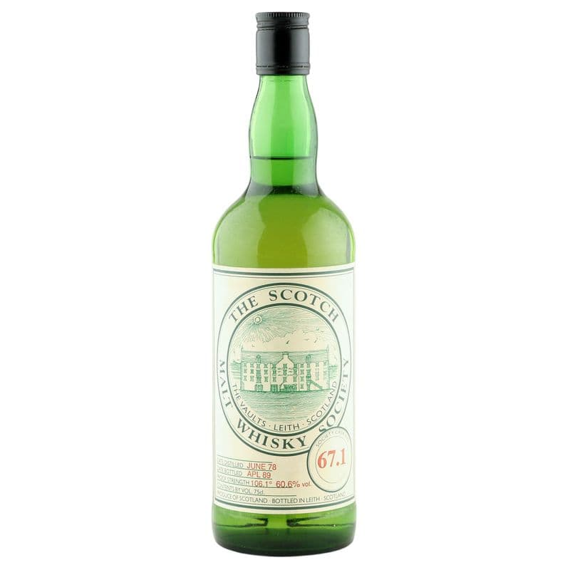 Banff 1978 10 Year Old, SMWS 67.1