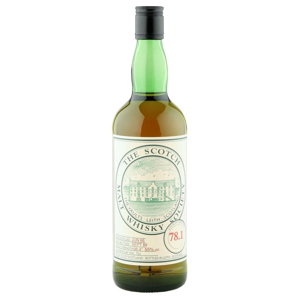 Ben Nevis 1966 23 Year Old, SMWS 78.1