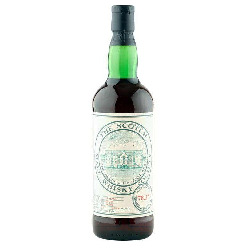 Ben Nevis 1984 14 Year Old, SMWS 78.27 - US Import 1999 Bottling