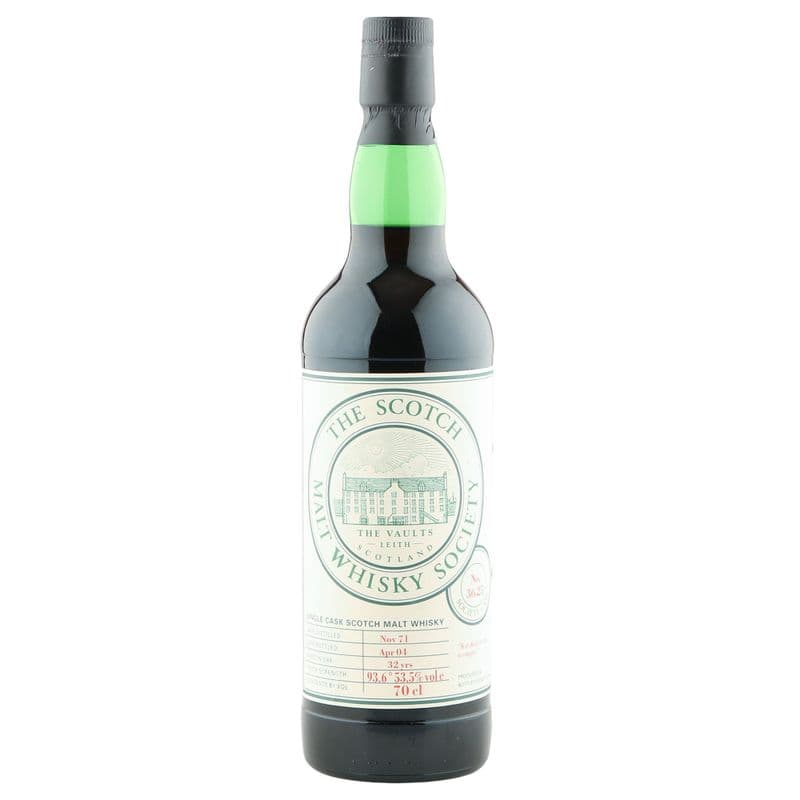 Benrinnes 1971 32 Year Old, SMWS 36.25