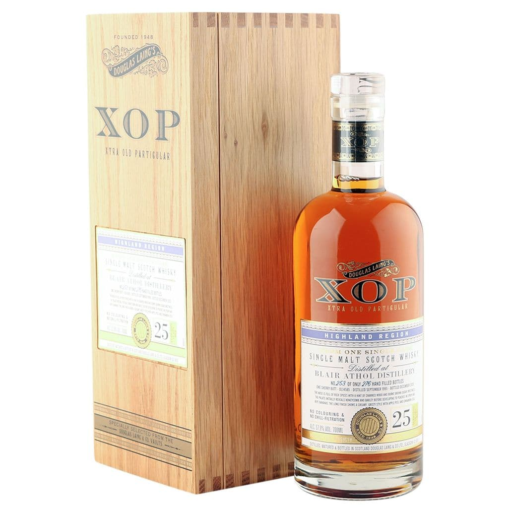 Blair Athol 1995 25 Year Old, Douglas Laing XOP | The Whisky Vault