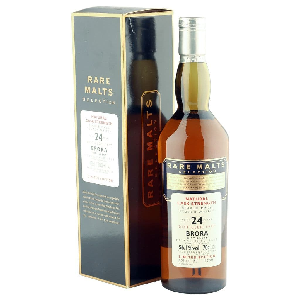Brora 1977 24 Year Old, Rare Malts Selection | The Whisky Vault