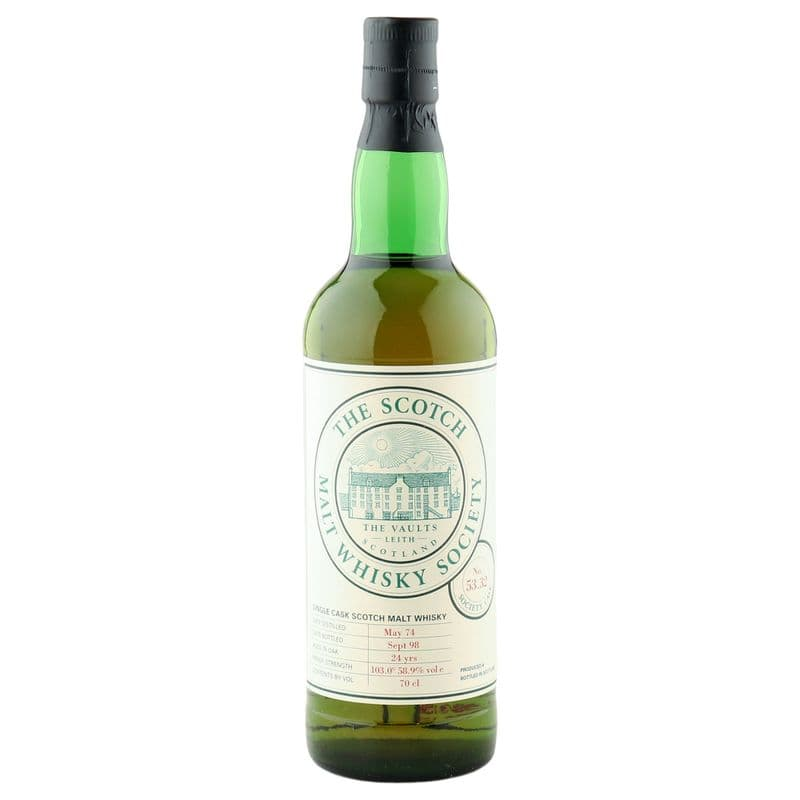 Caol Ila 1974 24 Year Old, SMWS 53.32