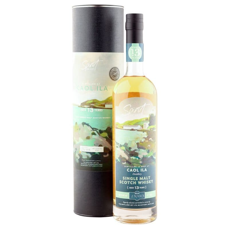 Caol Ila 2007 13 Year Old, Spirit of Art 2020 Bottling - Cask #300684