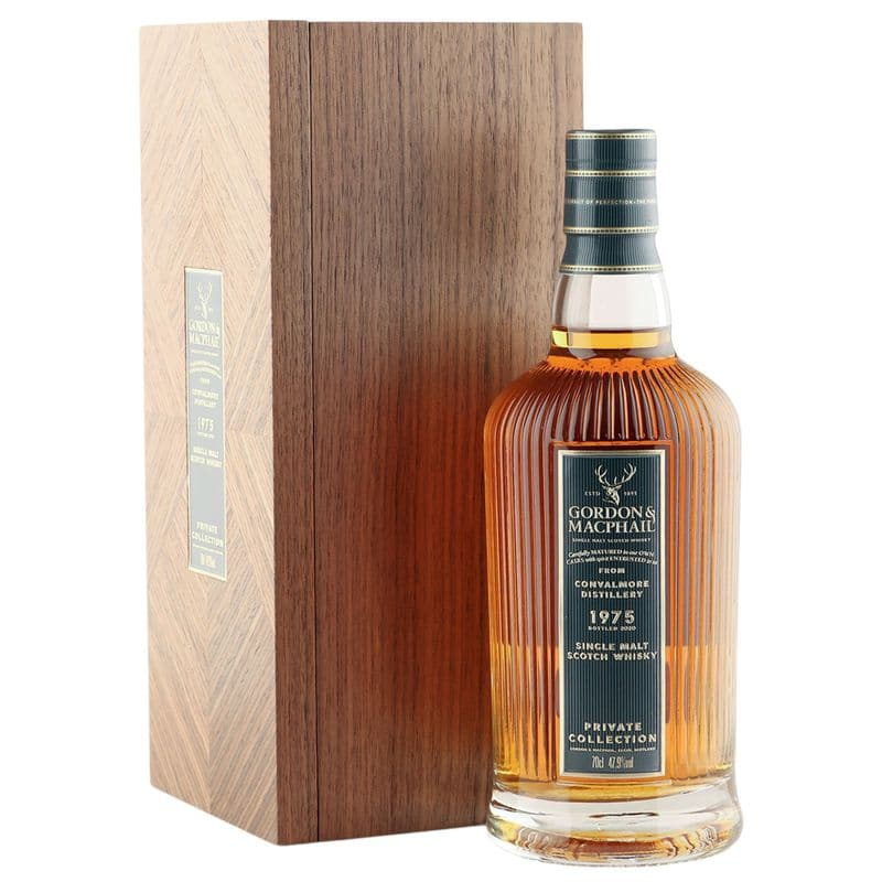 Convalmore 1975 45 Year Old, Gordon & MacPhail's Private Collection - Cask 2563