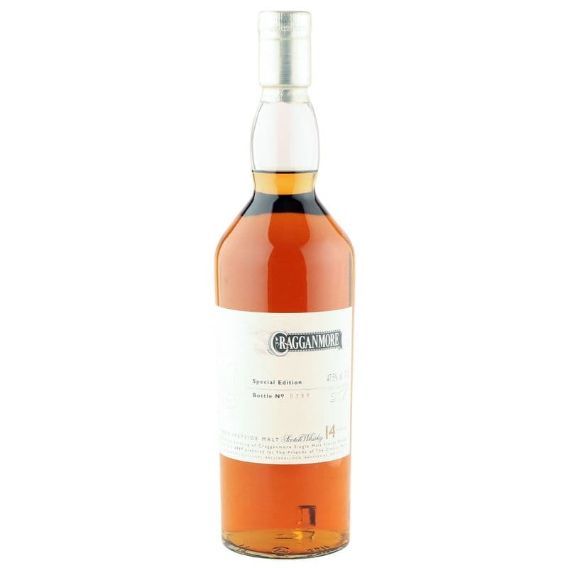 Cragganmore 14 Year Old, Friends of the Classic Malts 2000 Bottling