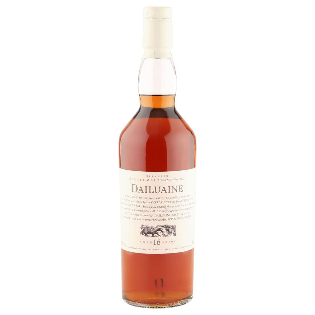 Dailuaine 16 Year Old, Flora and Fauna - White Capsule | The Whisky Vault