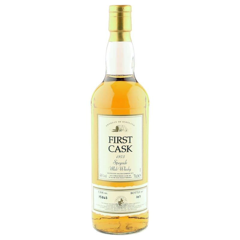 Dailuaine 1973 30 Year Old, First Cask Malt Whisky Circle
