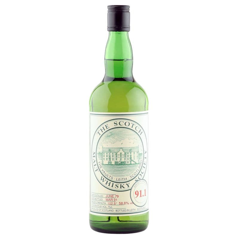 Dufftown 1979 11 Year Old, SMWS 91.1