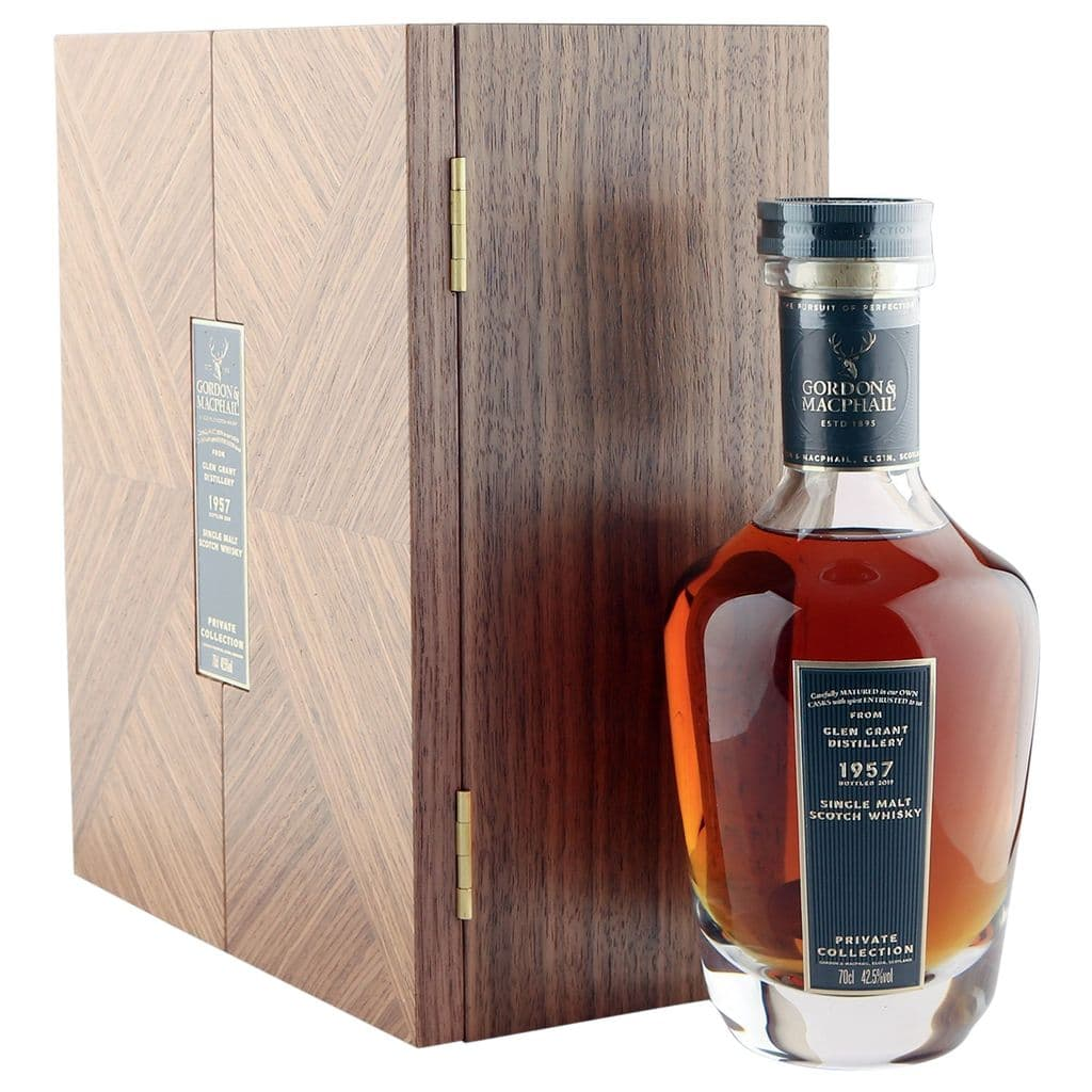 Glen Grant 1957 61 Year Old, Private Collection | The Whisky Vault