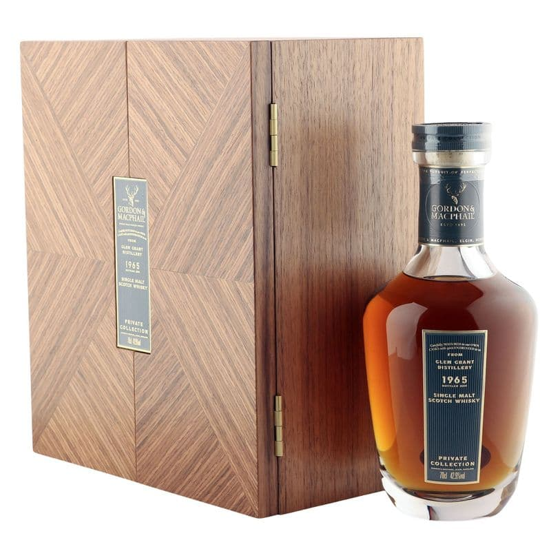 Glen Grant 1965 54 Year Old, Gordon & MacPhail's Private Collection - 42.9%