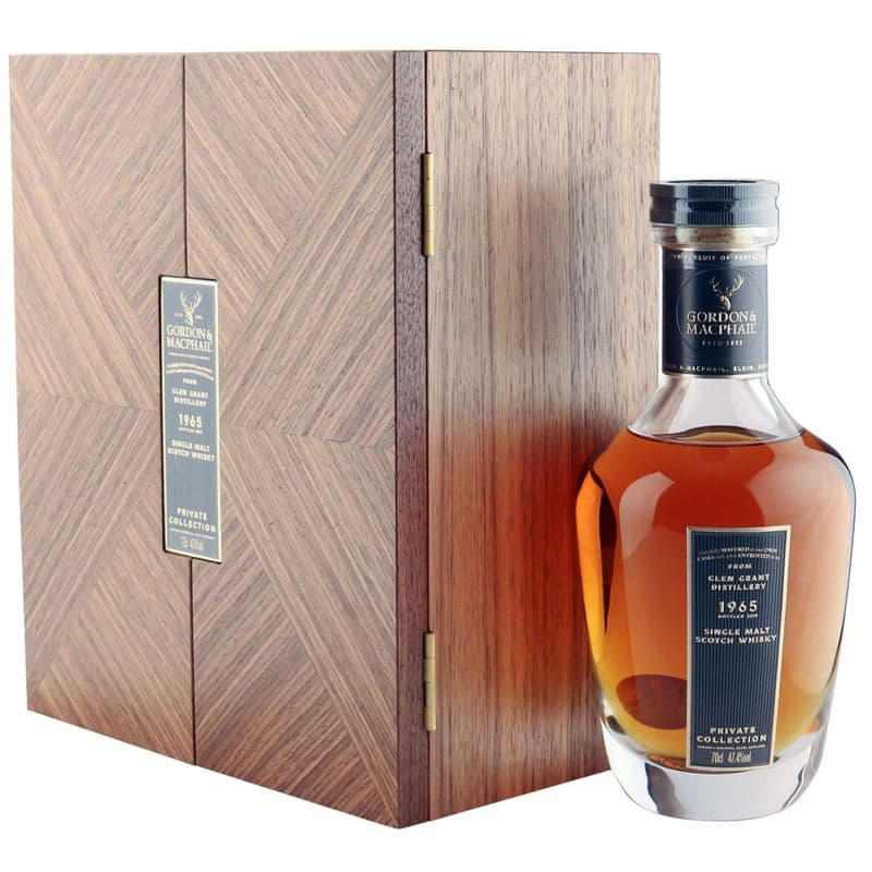 Glen Grant 1965 54 Year Old, Gordon & MacPhail's Private Collection - 47.4%