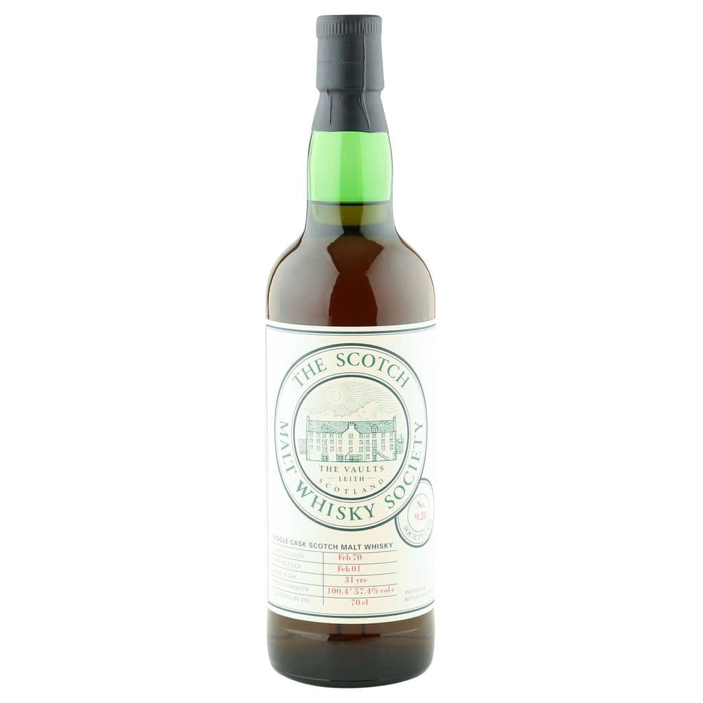 Glen Grant 1970 31 Year Old, SMWS 9.28 | The Whisky Vault