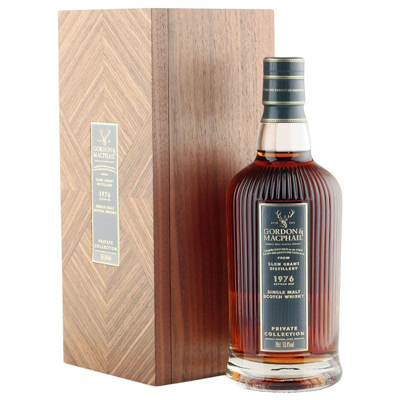 Glen Grant 1976 44 Year Old, Gordon & MacPhail's Private Collection - Cask 12403