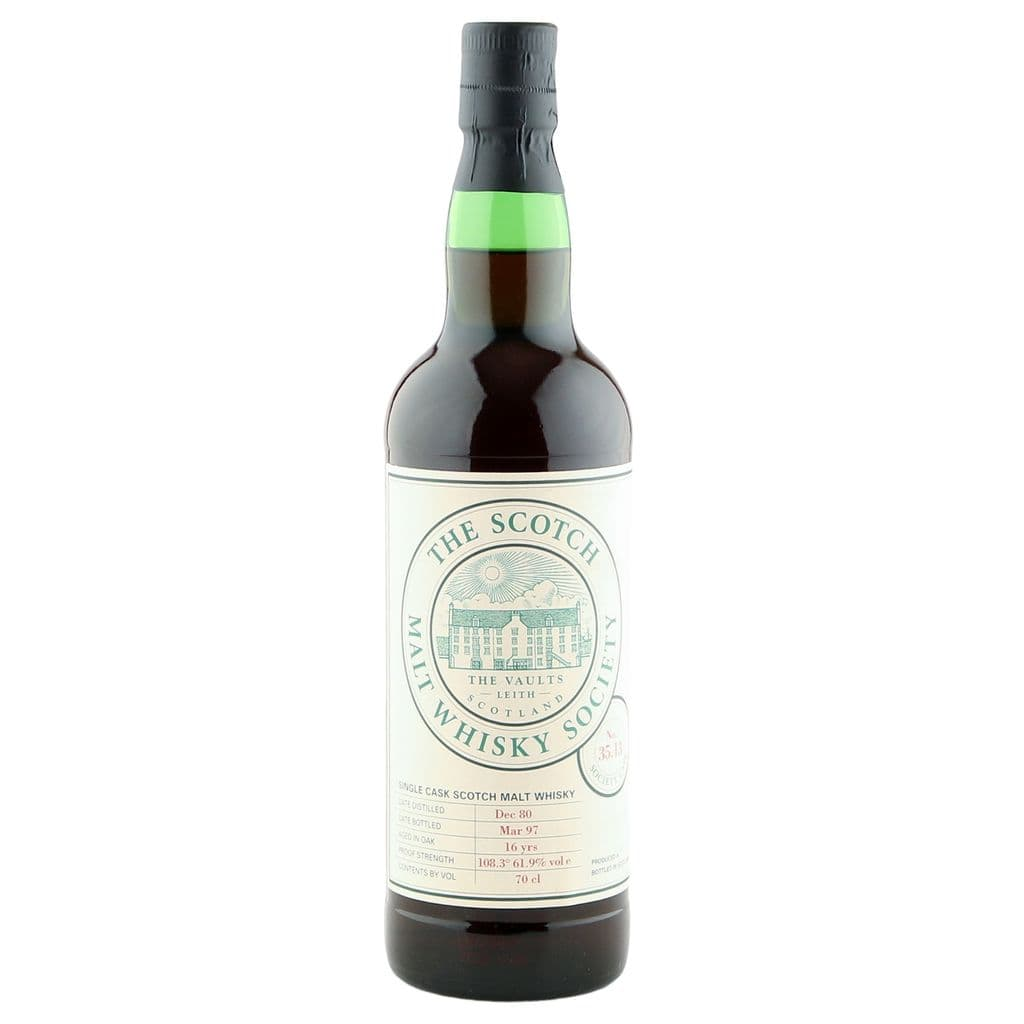 Glen Moray 1980 16 Year Old, SMWS 35.13 | The Whisky Vault