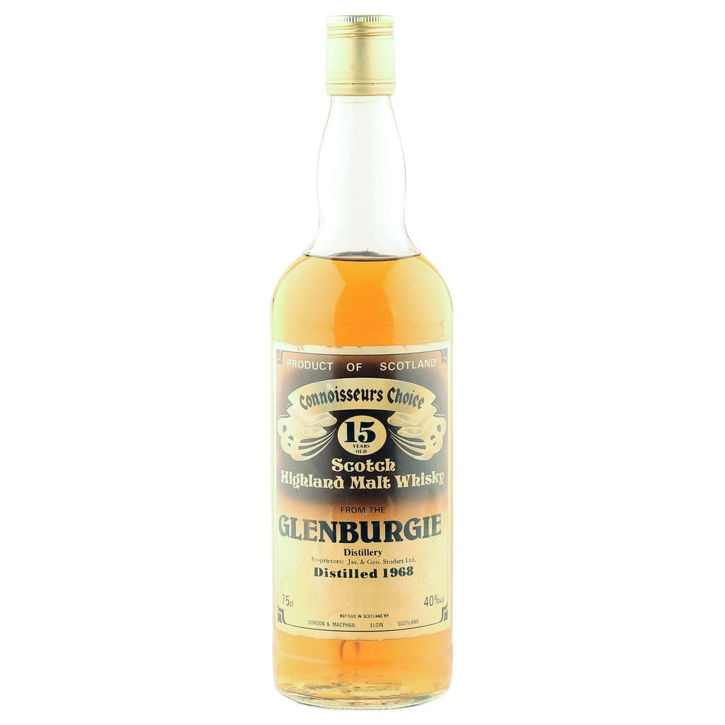 Glenburgie 1968 15 Year Old, Connoisseurs Choice | The Whisky Vault