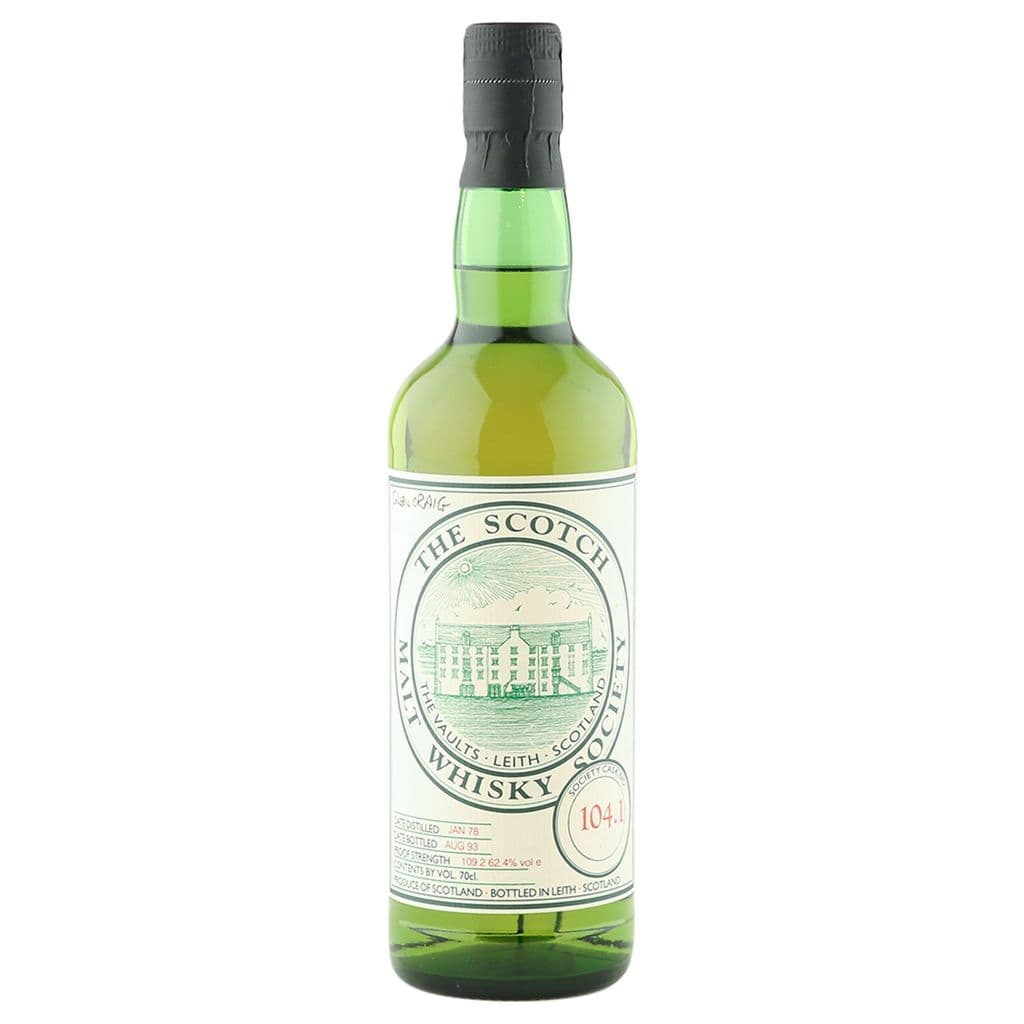 Glencraig 1978 15 Year Old, SMWS 104.1