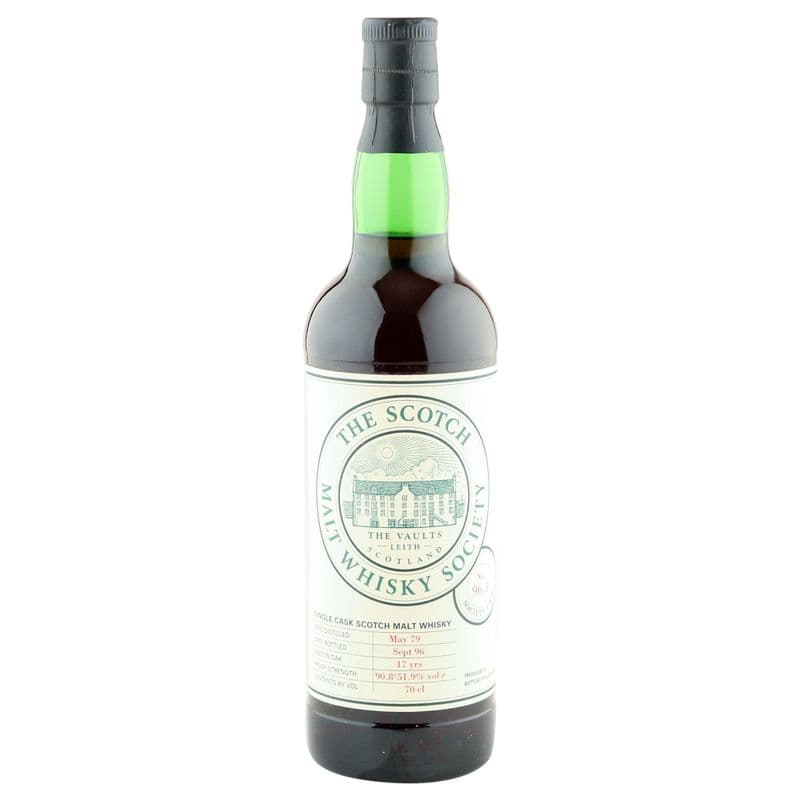 Glendronach 1979 17 Year Old, SMWS 96.3