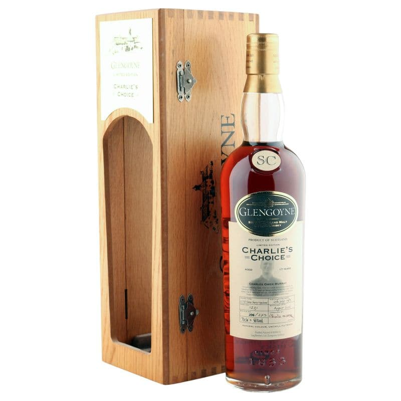 Glengoyne 1989 17 Year Old, Charlie's Choice - Sherry Hogshead #1231