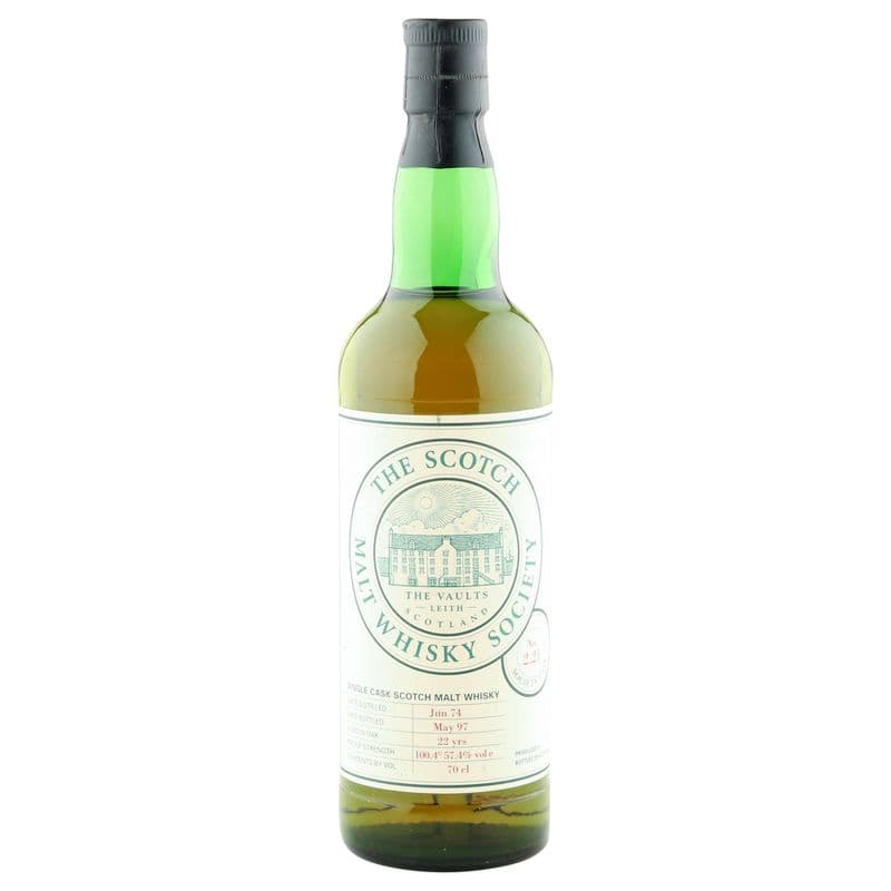 Glenlivet 1974 22 Year Old, SMWS 2.21