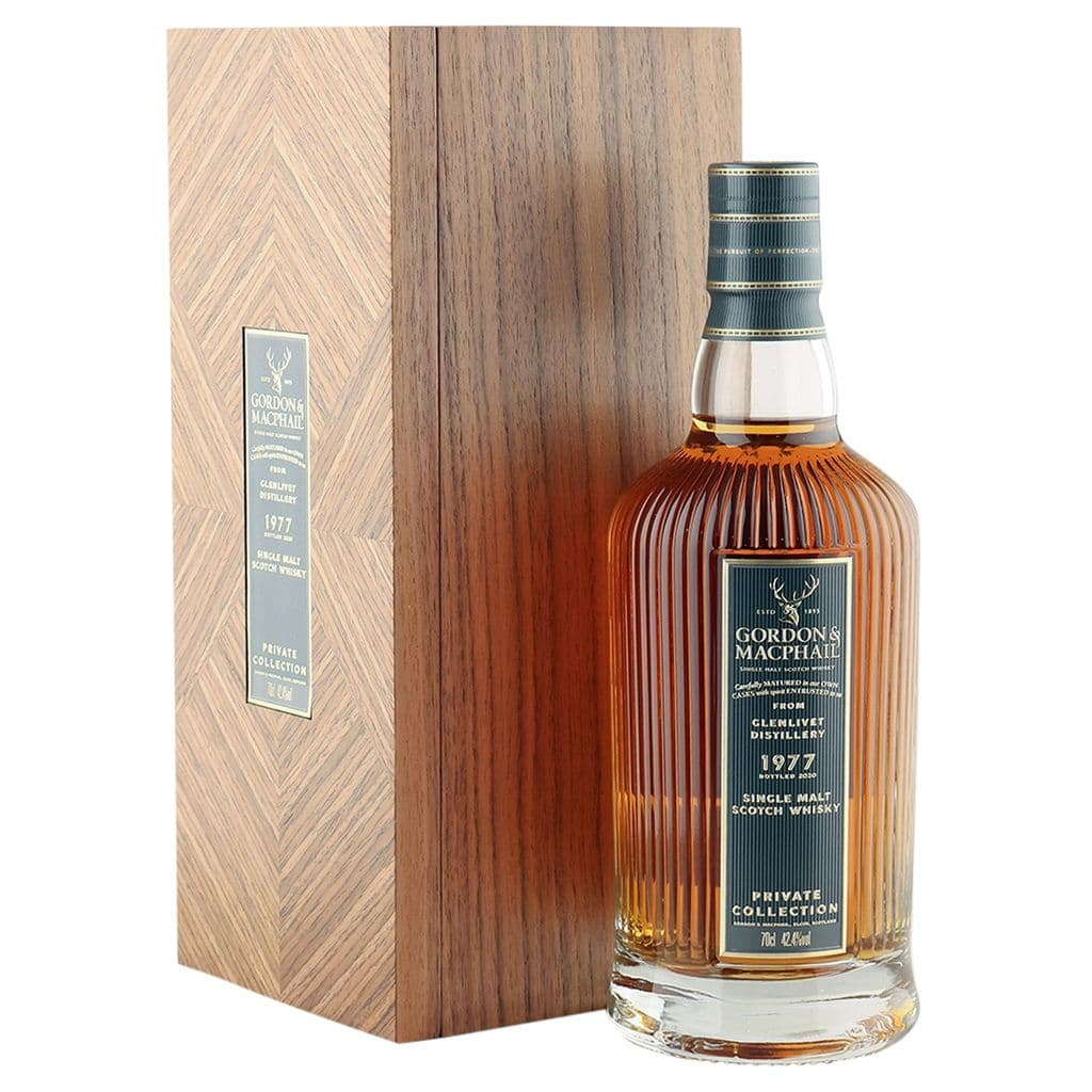 Glenlivet 1977 42 Year Old, Gordon & MacPhail's Private Collection