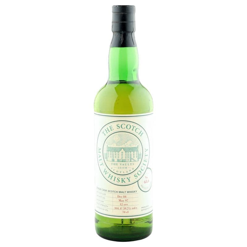 Glentauchers 1984 12 Year Old, SMWS 63.6
