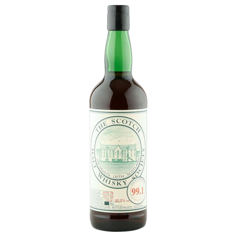 Glenugie 1978 14 Year Old, SMWS 99.1