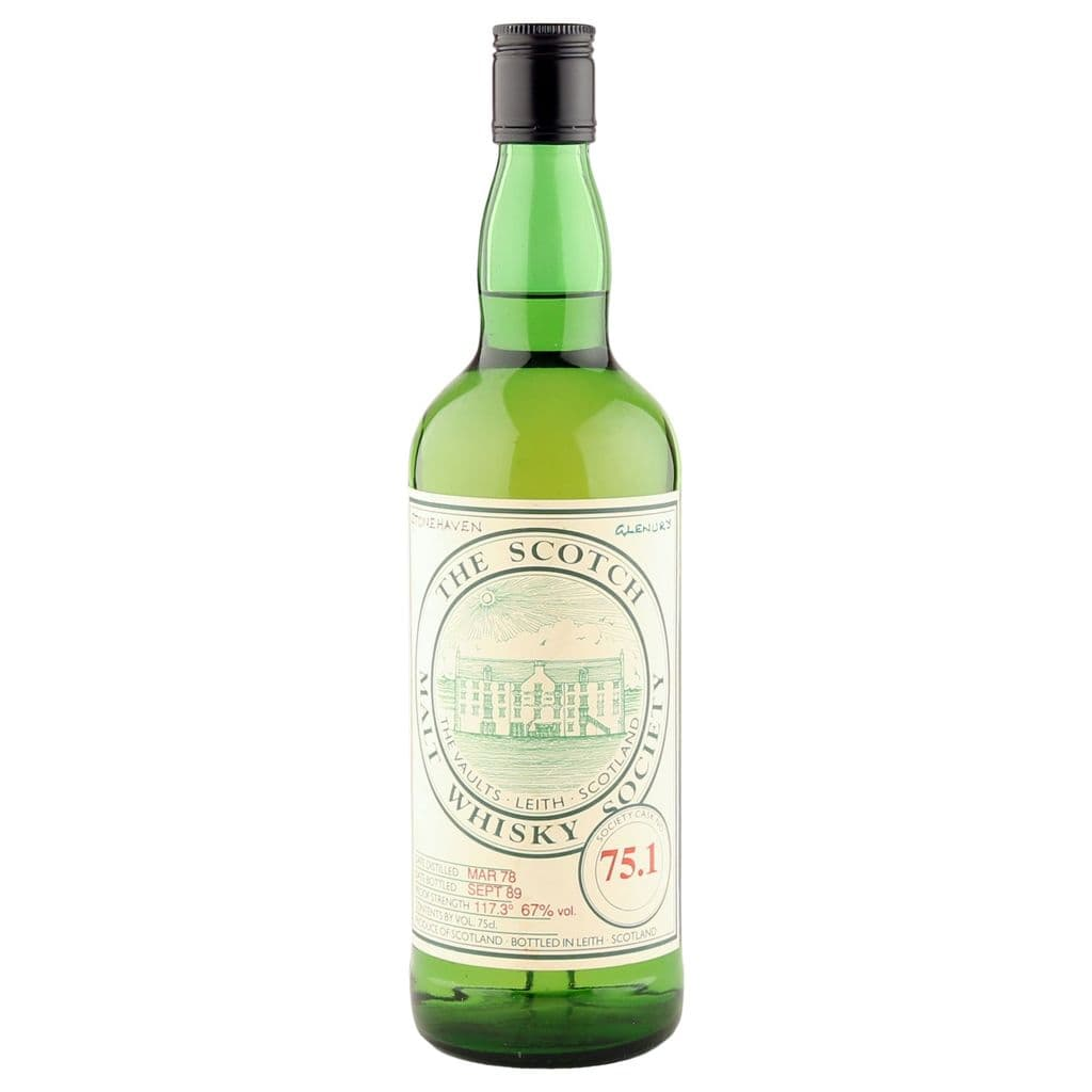 Glenury Royal 1978 11 Year Old, SMWS 75.1   The Whisky Vault