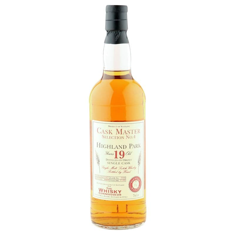 Highland Park 1977 19 Year Old, Cask Master Selection No. 4