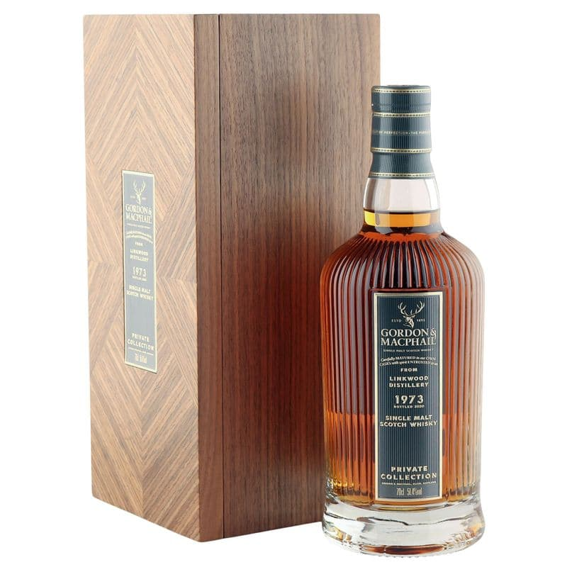 Linkwood 1973 47 Year Old, Gordon & MacPhail Private Collection