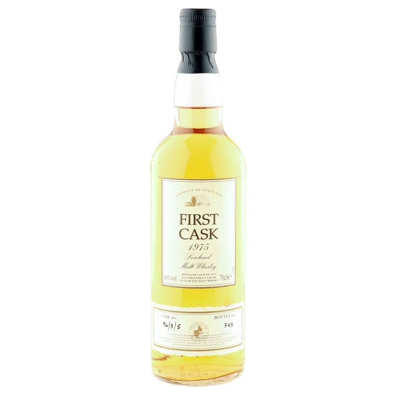 Linlithgow 1975 24 Year Old, First Cask Malt Whisky Circle
