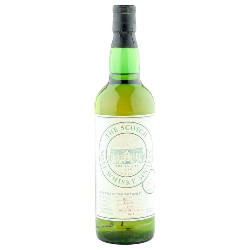 Macallan 1987 12 Year Old, SMWS 24.54