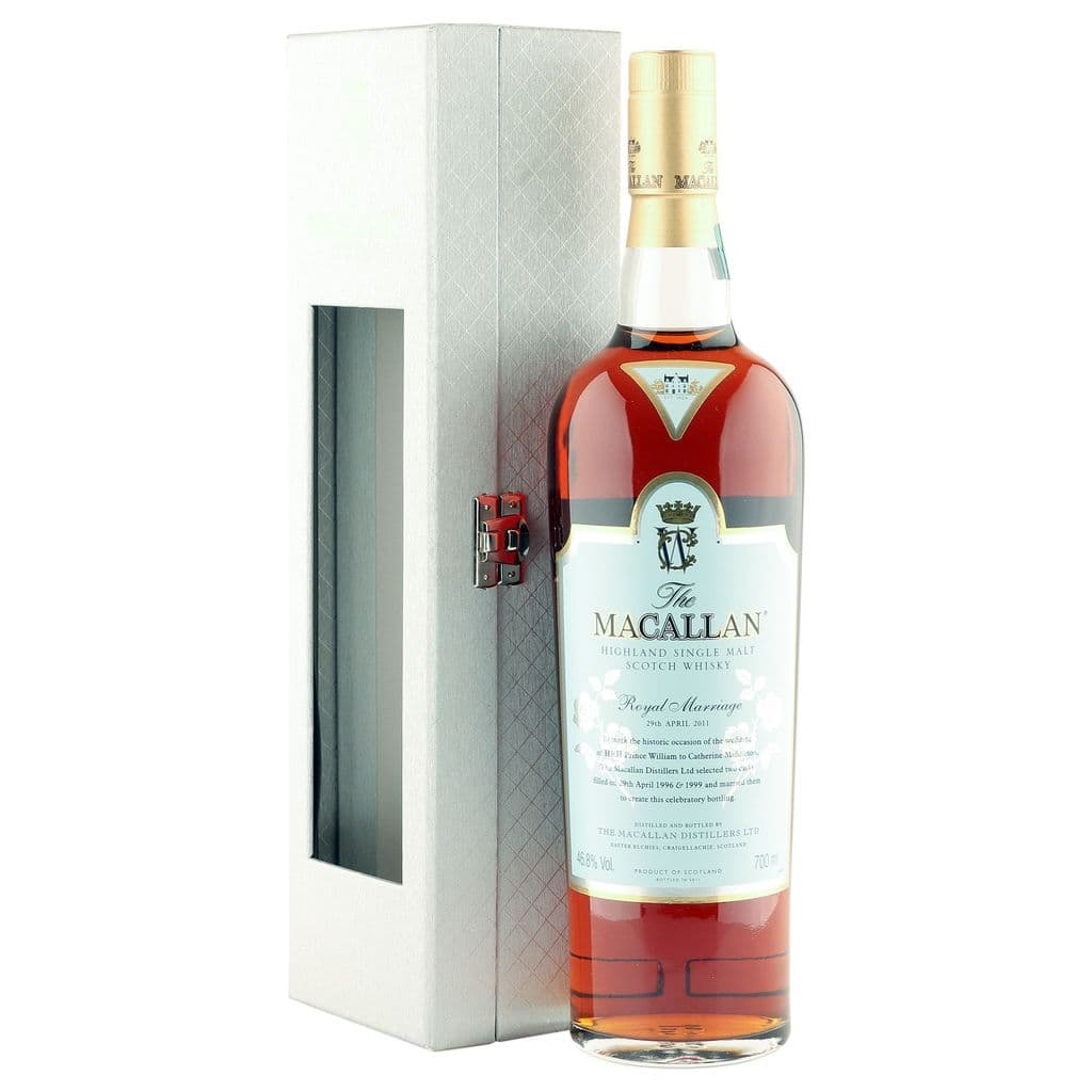 Macallan 2011 Royal Marriage Bottling | The Whisky Vault