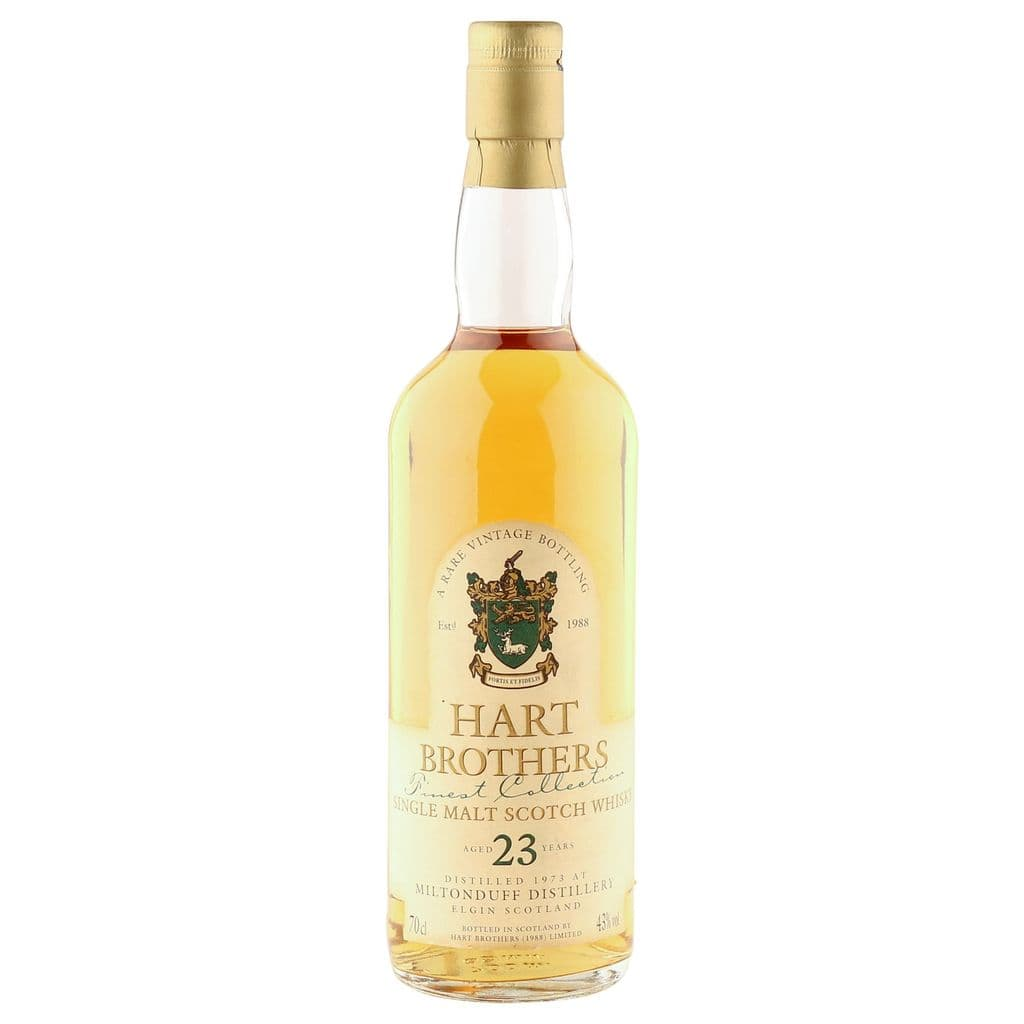 Miltonduff 1973 23 Year Old, Hart Brothers Finest | The Whisky Vault